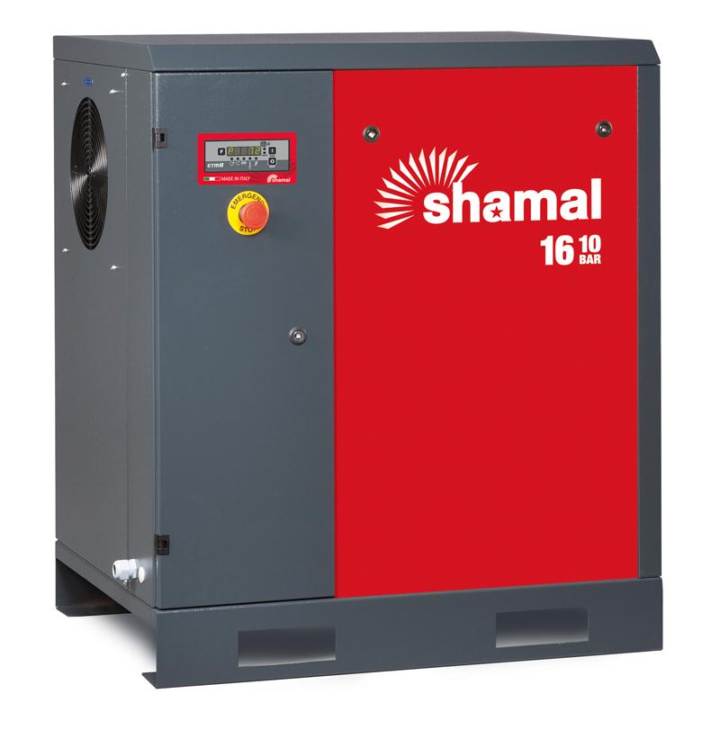 Compresseur- a vis air comprime shamal Image