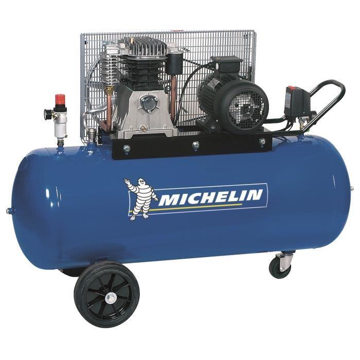 Compresseur-200-litres-a-gros-debit-d air-michelin Image